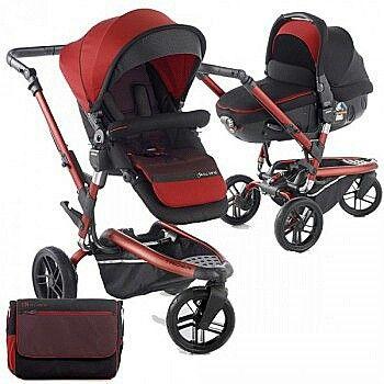 Cochecito de bebé Jané Trider #bebe #baby #jane #trider #pekebuba