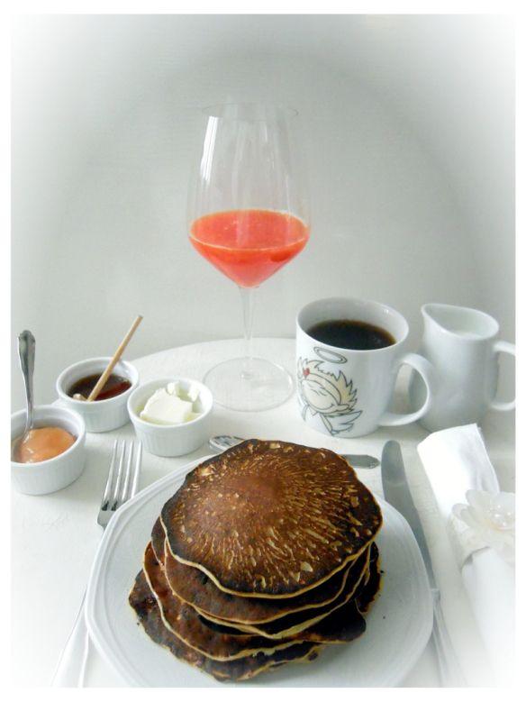 Una colazione a letto per S. Valentino