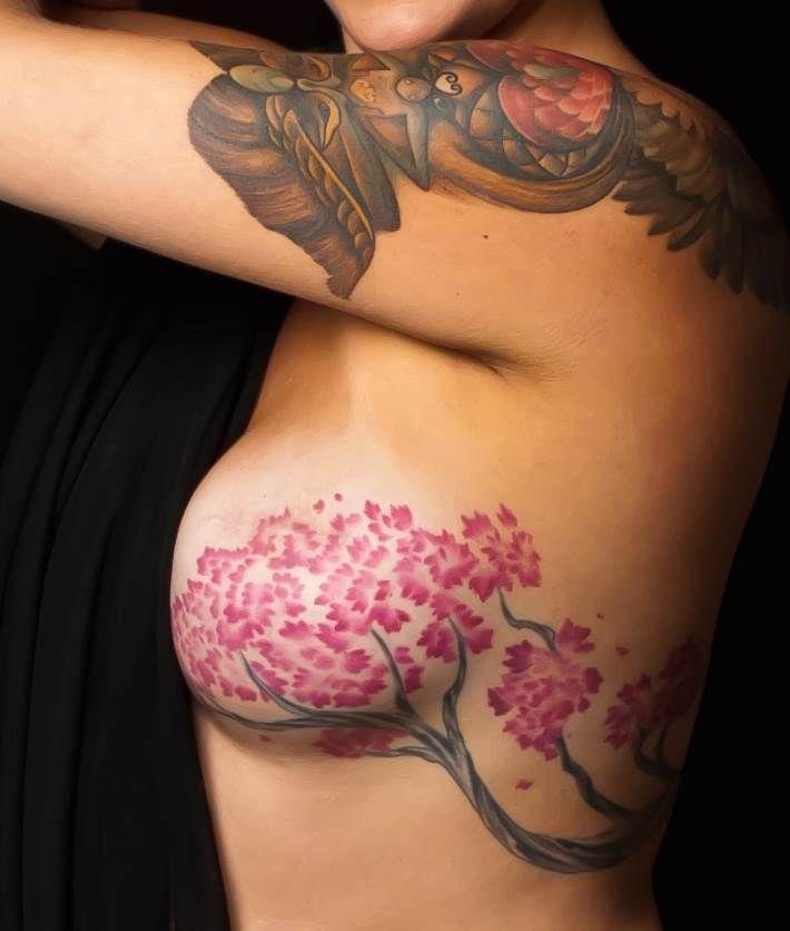 How my mastectomy tattoos 'make me feel whole' again