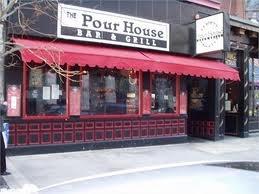 Pour House, Boston Bar