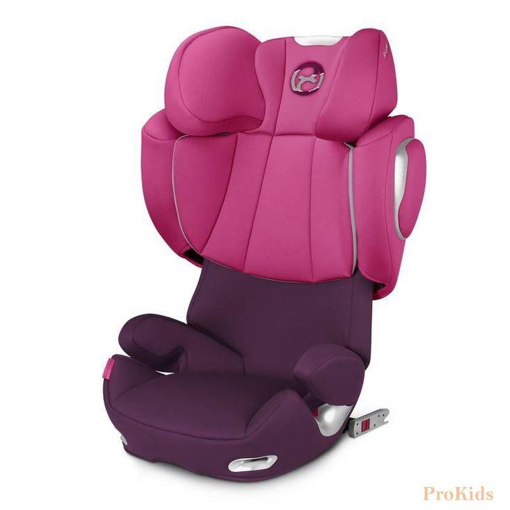 Детское автокресло Cybex Solution Q3-fix Mystic Pink-purple  Цена: 6 UAH  Артикул: 517000093   Подробнее о товаре на нашем сайте: https://prokids.pro/catalog/detskoe-avtokreslo-cybex-solution-q3-fix/
