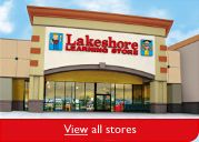 Lakeshore Learning Toy Store - free craft every Saturday from 11:00 to 3:00