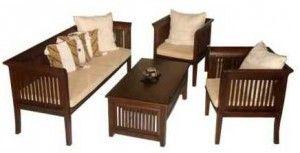 Kursi Tamu Padi Minimalis | Alfah Furniture