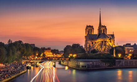 Hôtel de la Gaîté à Paris : Séjour au cœur de Paris à deux pas de la Tour Eiffel: #PARIS 59.00€ au lieu de 169.00€ (65% de réduction)