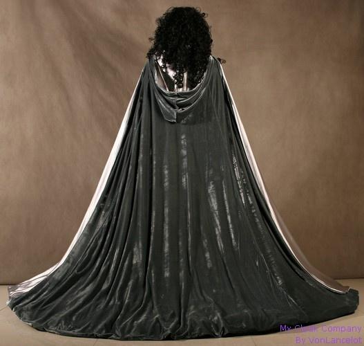 Von Lancelot Renaissance Medieval Cape Cloak