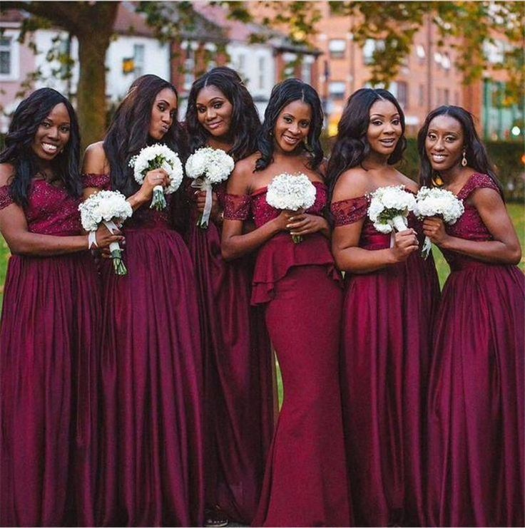 17 best ideas about Cranberry Bridesmaid Dresses on Pinterest ...