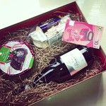 Ooh thanks #Morrisons for the lovely gift basket after my recent bloggers day out! @Morrisons MonkeysPR