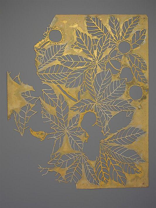 Paper Stencils Dorothy Marshall Hornblower