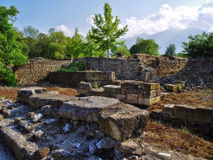 Αρχαιολογικός χώρος Δίον,Πιερία