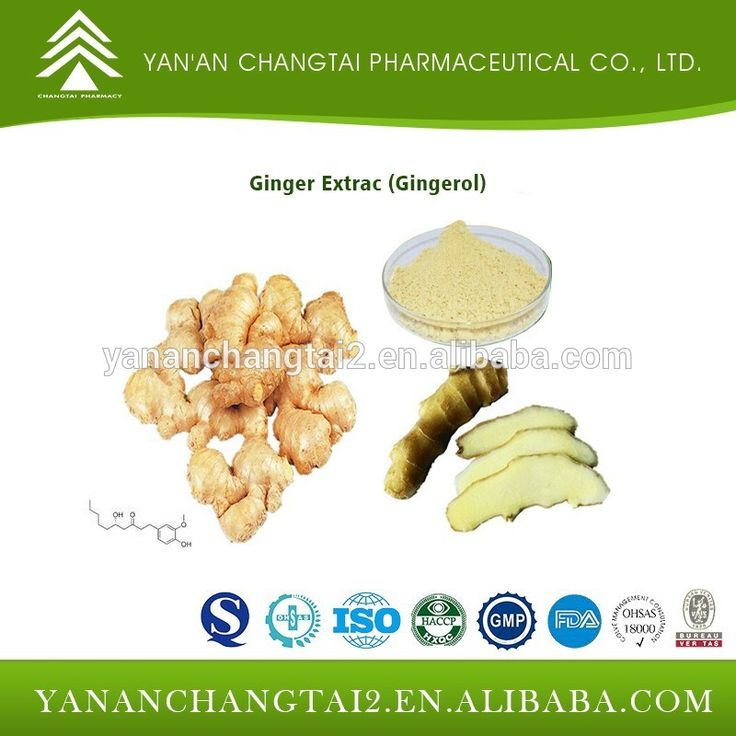 Water Soluble 5% Gingerol ginger extract powder