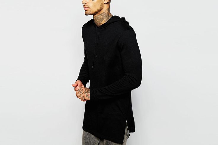 Check out the Knitted Longline Hoodie on WHATDROPSNOW
