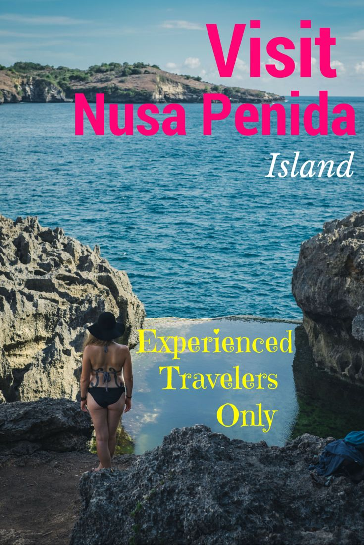 Visit Nusa Penida island right off of Bali. It has untouched nature, a rugged landscape and is a paradise that hasn't really been touched by tourism. Find out what to do, where to stay and how to get there from Bali. http://livesabroad.com/nusa-penida-isl