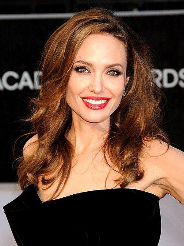 Angelina Jolie :-)
