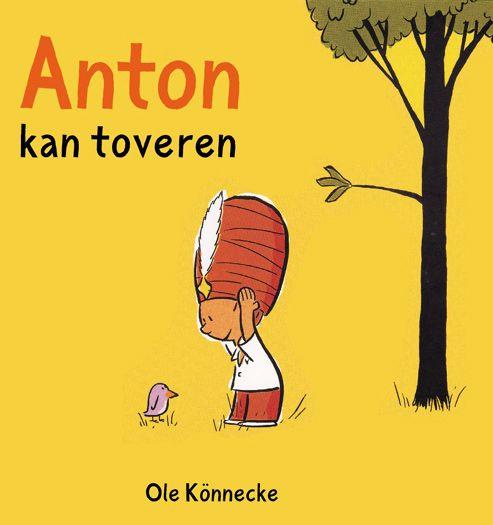 Anton kan toveren - Kleutergroep