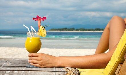 Journée plage, détente et farniente - Restaurant Le Bambou Beach à Nice