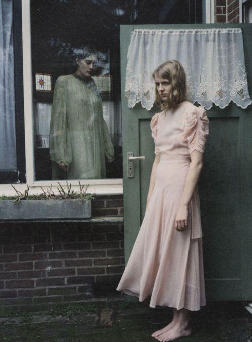 QUE BONITA! Sin mas <3 Paradis Magazine, gracias por el descubrimiento @Julia Lomo  #fotografia