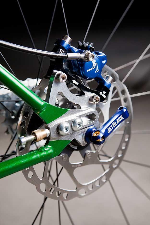 Hidraulic brake / #bicycle