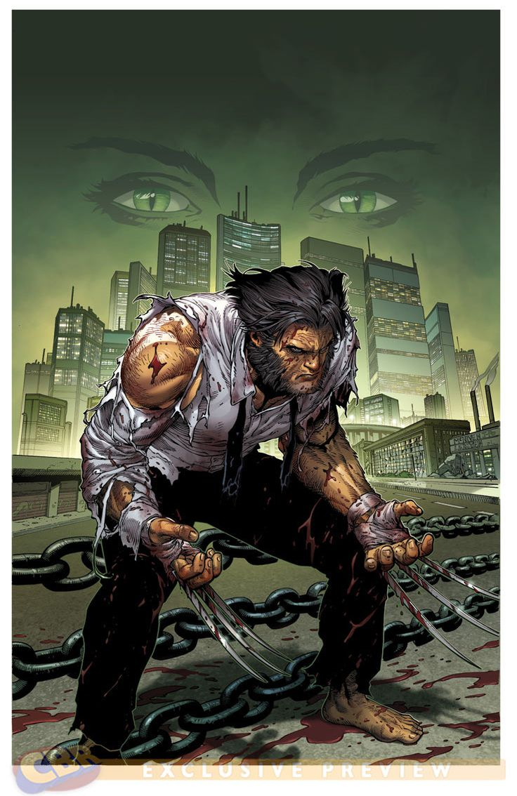 Death of the Wolverine