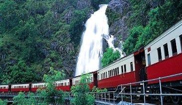 kuranda train