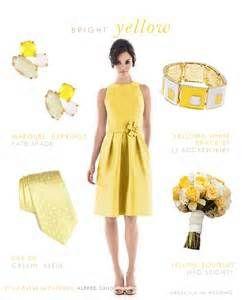 yellow kate spade wedding - Bing Images