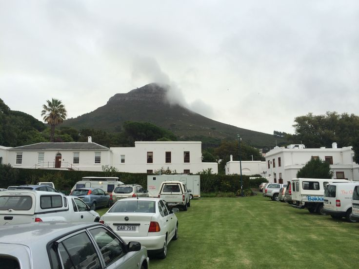 House of the Western Cape Premier, beautiful inspire of the weather!