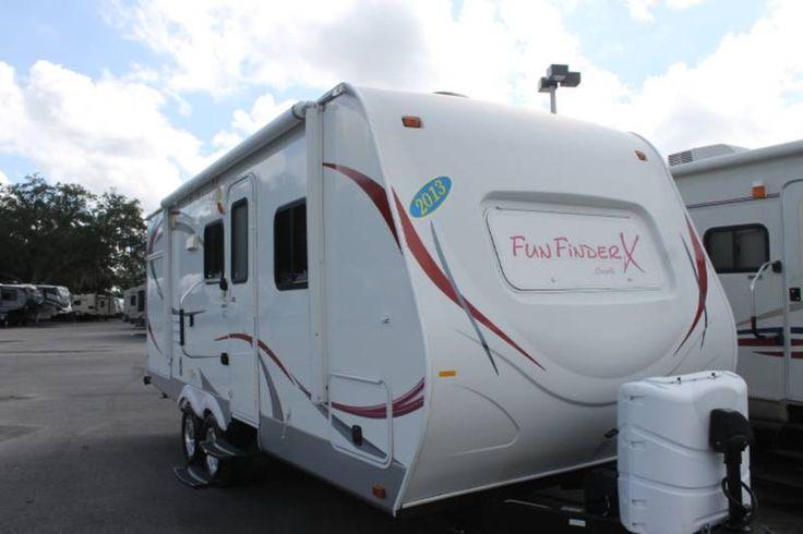 2013 Cruiser RV Fun Finder 215WSK for sale  - Dover, FL | RVT.com Classifieds