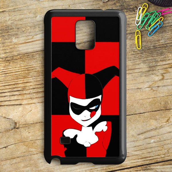 Harley Quinn Batman Arkham City Samsung Galaxy Note 5 Case | armeyla.com