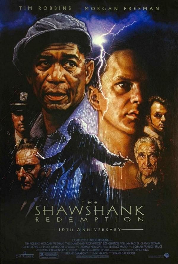 The Shawshank Redemption – Esaretin Bedeli 720p Altyazılı İzle