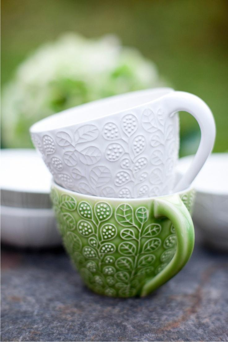 Ceramics by Ulrika Ahlsten  photo by Lena Granefelt