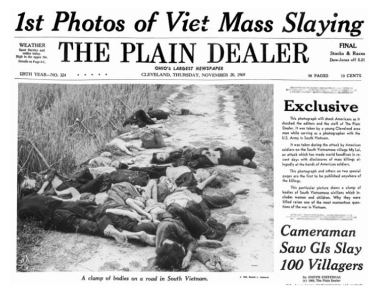 If Americans remember My Lai, they likely know that something awful happened there. On this 50th anniversary, it is worth recalling the grotesque details, in the hope of preventing a future My Lai.