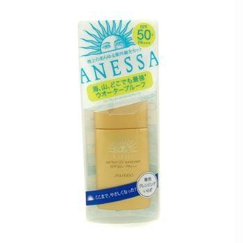 Anessa Shiseido Sunscreen SPF 50+ Pa+++ by Shiseido. $65.20. Anessa is a popular range of SPF products and is sub-brand of Shiseido which is available in Japan and a few select Asian countries. It's terribly crummy that the only Shiseido we really experience here in the US is what we found at our high end counter as Shiseido offers a very WIDE array of various products in Asian countries.. A popular SPF product available exclusively in Japan.. Offers extremely high protect...