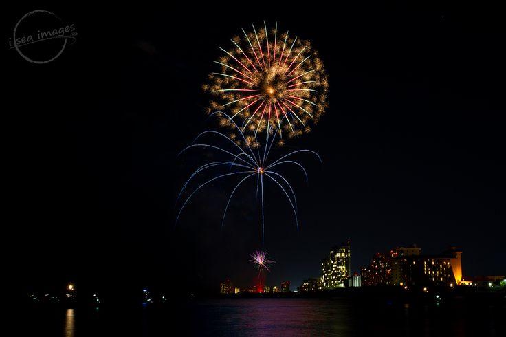 Perdido Beach Resort Fireworks
