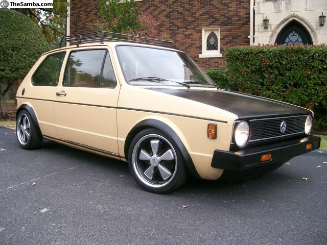 1979 MK1 VW Golf/Rabbit.