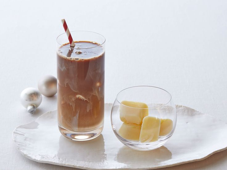 Eggnog Ice Cubes : Freeze a tray and keep these on hand for purists who like their eggnog served cold. They're also great for iced coffees, indulgent smoothies and root beer floats.