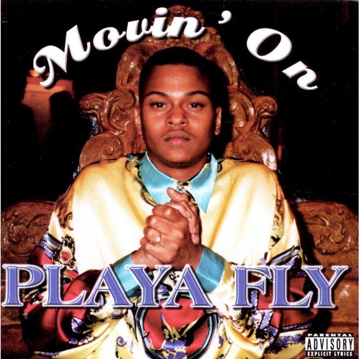 Playa Fly - Movin' On (CD)