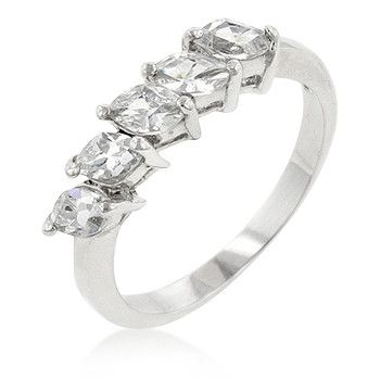 Paris 5-Stone Ring