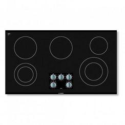 Bosch(MD) Table de cuisson électrique de 36 posérie 500 - noir (sans cadre)