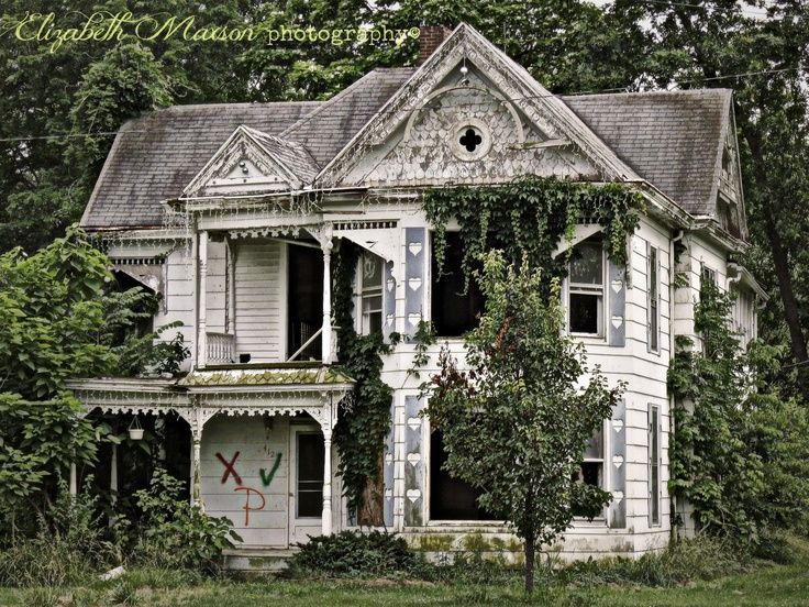 abadoned victorian homes in missouri | Missouri
