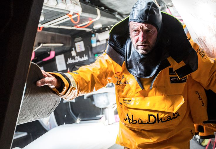 Race sailors lead celebs in BT Sport Relief challenge: Hell on High Seas