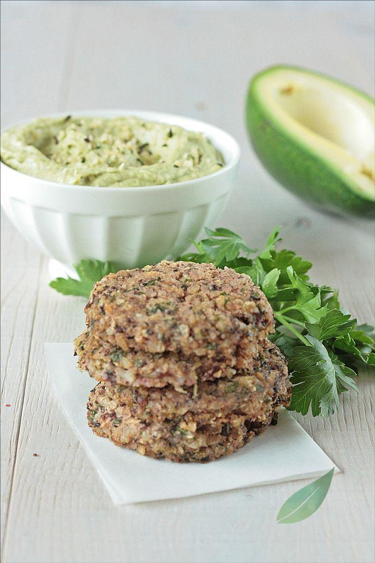 Meat Free Monday: Crocchette di riso e fagioli rossi – The green pantry