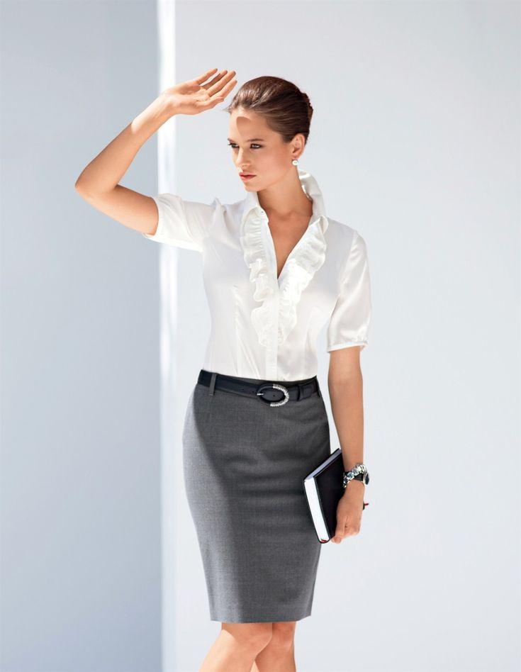 uniformes para secretarias uniformes para secretarias