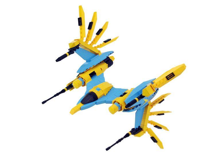 """R.I.P. Nate """"nnenn"""" Nielson, LEGO Spaceship Builder Extraordinaire"""