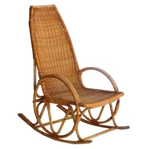 Amour Relaxer Rocking Chair  C B Cane Furniturerattan Furniturefurniture Onlinebamboo