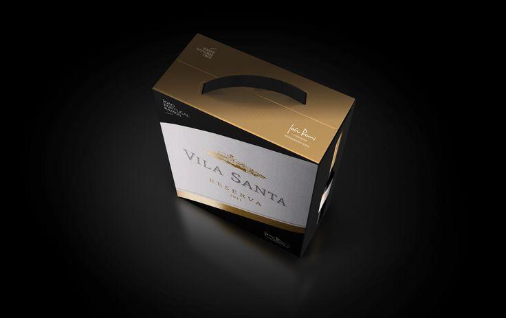 Vila Santa Bag-in-Box redesign