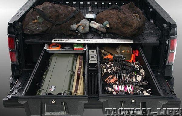 DECKED Truck Bed Storage System