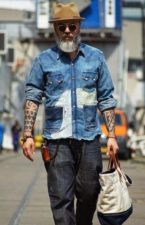 16 grijze mannen met stijl | Esquire