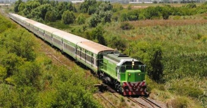 ferrocarriles del sud: VIAJAR EN TREN DESDE SANTIAGO DEL ESTERO A BUENOS ...