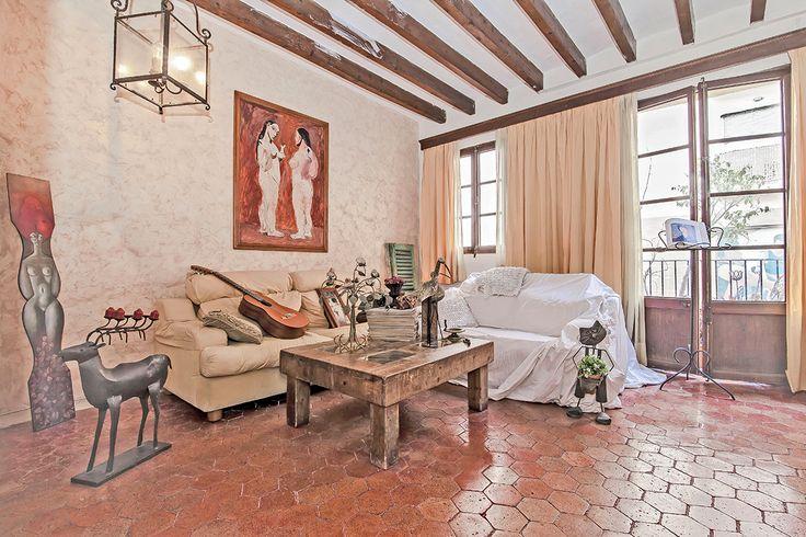 Charmig lägenhet med utmärkt läge i Santa Catalina #mallorca #lägenhet #SantaCatalina #bostad #mäklare