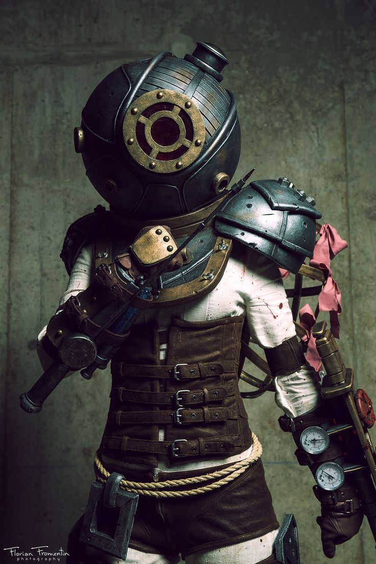Big sister, Bioshock - Cosplay Japan Expo 2014 | by flexgraph