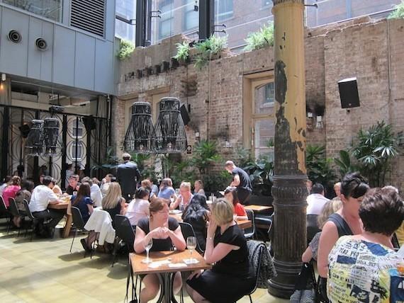 Get Chauffeured, Establishment Hotel, Sydney